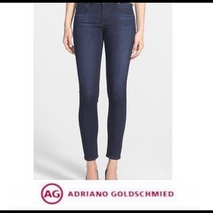 Adriano Goldschmied Legging, Super Skinny Ankle